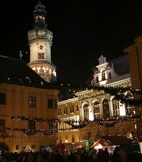 Karácsony Sopron