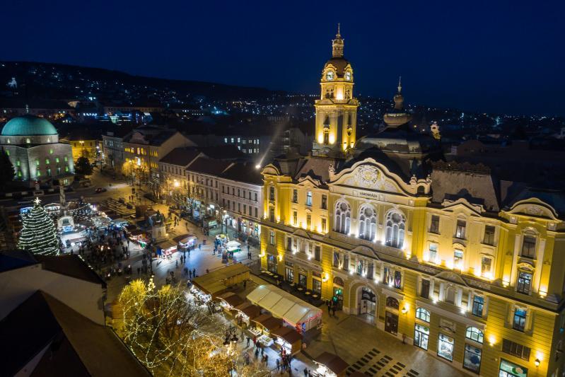 Pécs Szilveszter