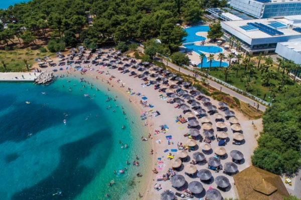 Hotel IVAN**** Amadria Park - Solaris Resort- Nyaralás Sibenikben