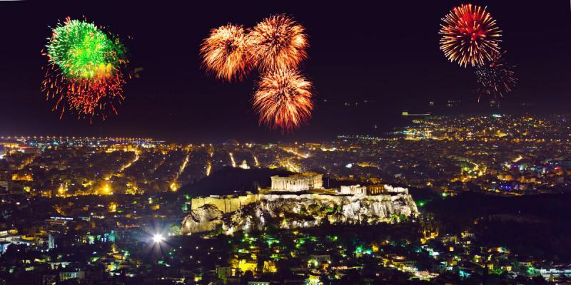 Szilveszter Athénban ízekkel és tartalommal