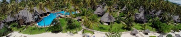 Zanzibár - Ocean Paradise Beach Resort **** - Pwani Beach (Egyéni) ****