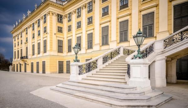 BÉCS - Látogatás a Schönbrunn-i kastélyban