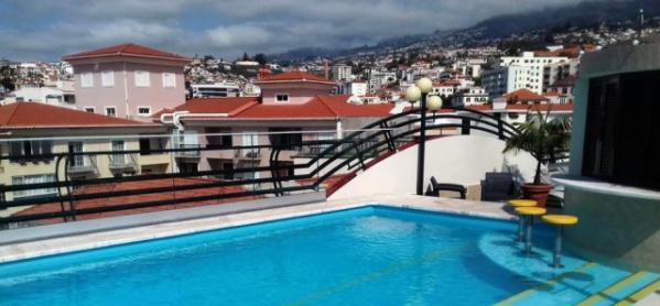 Portugália - Hotel Windsor **** - Madeira, Funchal (Egyéni) ****