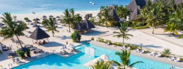 Zanzibár - Gold Zanzibar Beach House & Spa ***** - Kendwa   (Egyéni) *****
