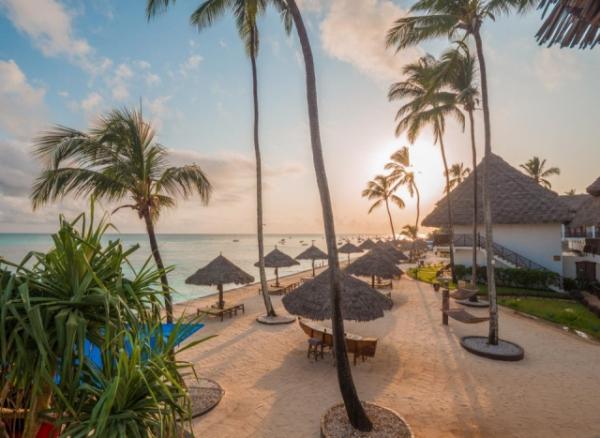 Zanzibár -  DoubleTree Resort by Hilton Zanzibar **** -  Nungwi  Beach (Egyéni) ****