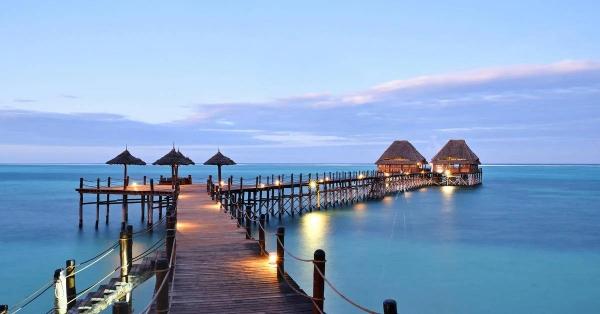 Zanzibár - Melia Zanzibar ***** - Kiwengwa Beach (Egyéni) *****