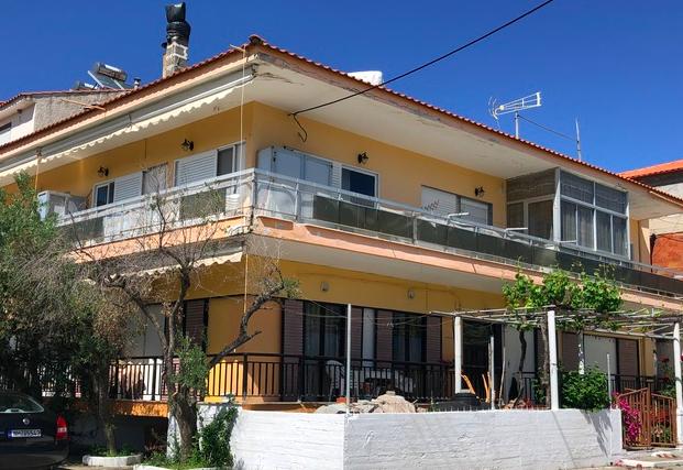 Kitsa Apartman- Nyaralás Sartin