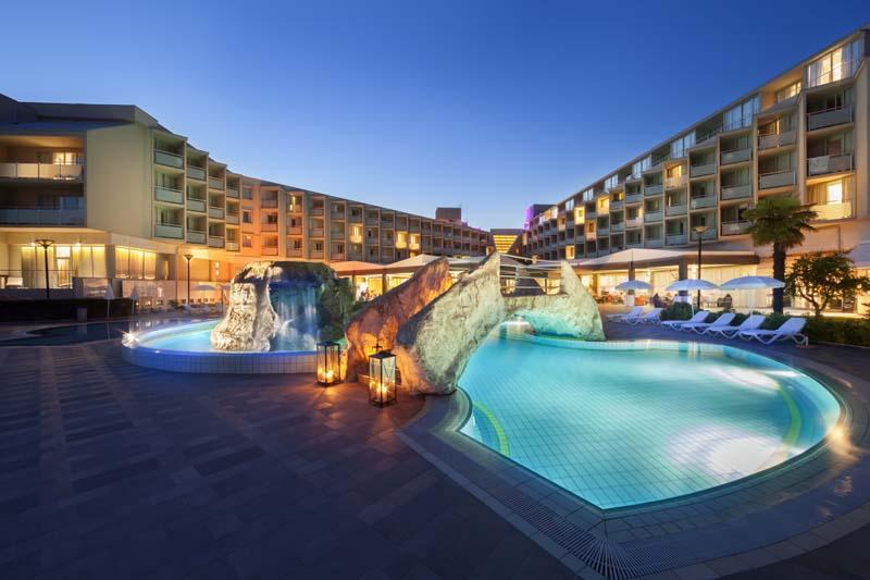 Hotel MAESTRAL Aminess****- Novigrad- Nyaralás Isztrián