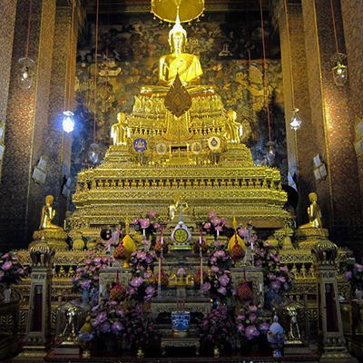 Az ősi Sziámi királyság - kicsoportos körút Thaiföldön