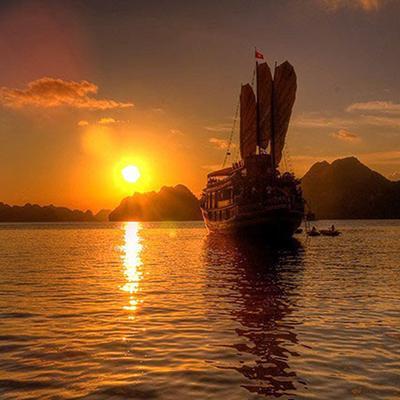 Hanoi környéke nyáron - nyári körutazás a Vörös folyó deltavidékén