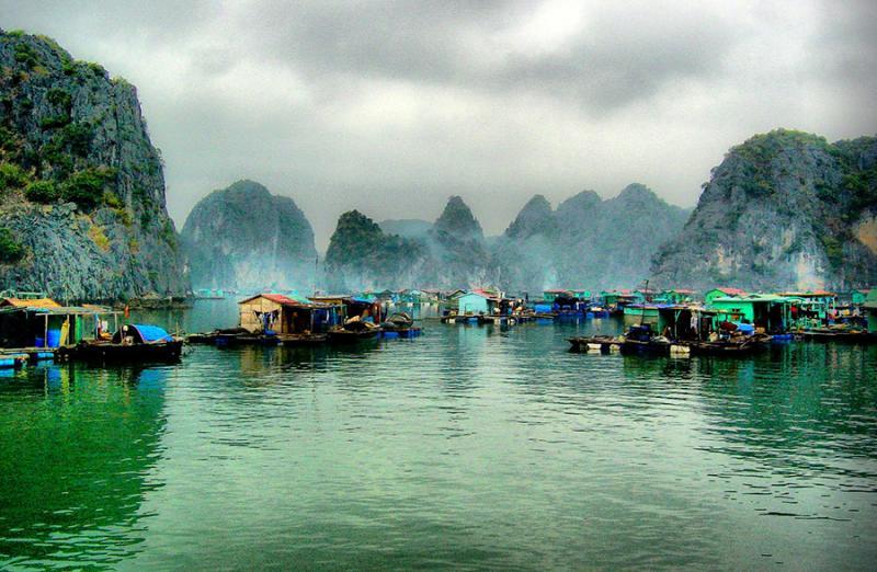 Észak-Vietnám hegyvidékei - őszi körutazás Észak-Vietnámban