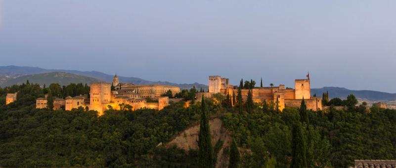 Andalúzia körutazás 1