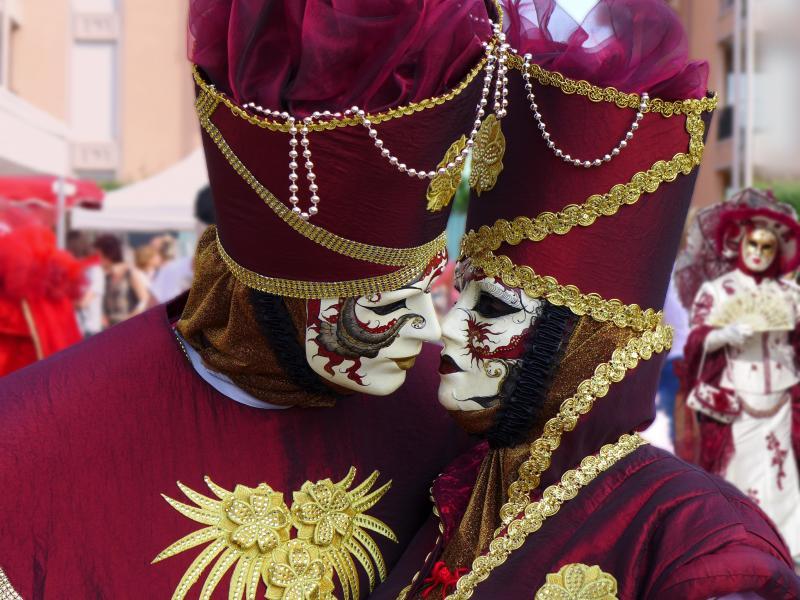 Varázslatos velencei karnevál