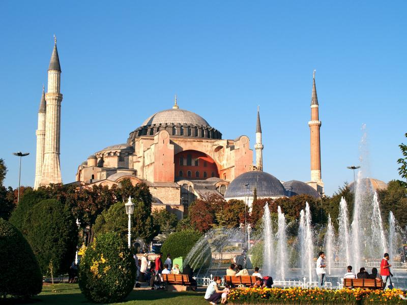 Isztambul utazás busszal