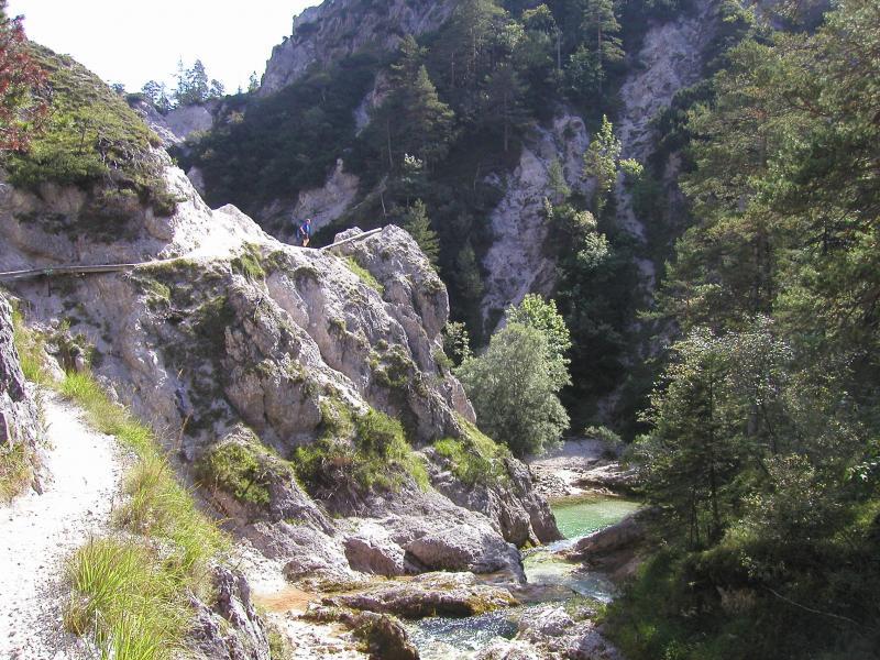 Ötscher Szurdok: A hegyek és vízesések vidéke