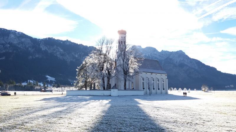 Kastélyok Bajorországban
