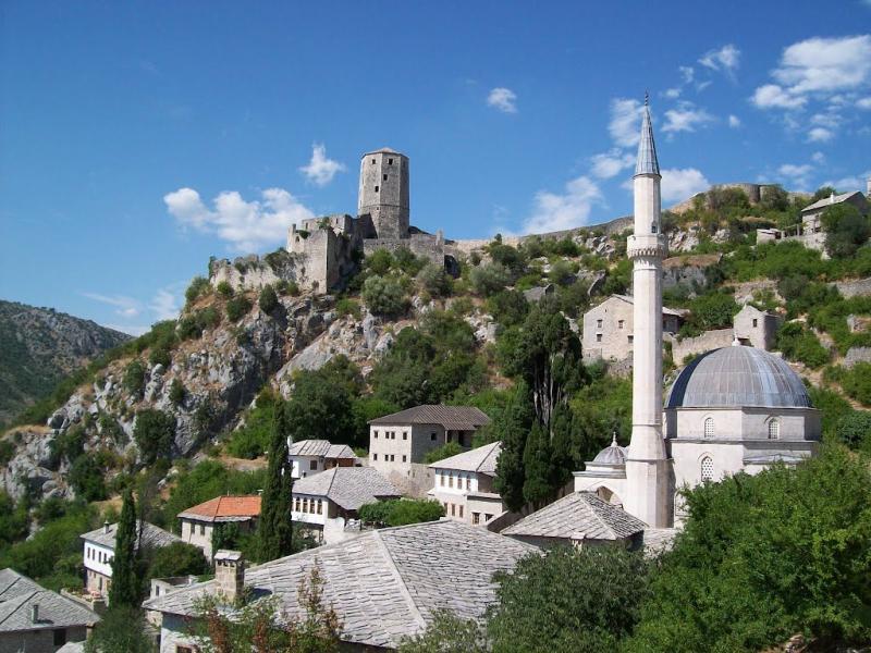 A Misztikus Bosznia