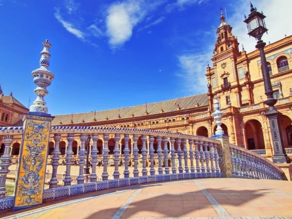 4 napos városlátogatás Sevillában - Hotel ****