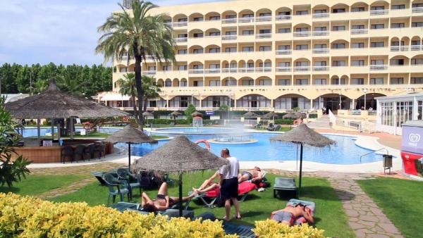 Hotel Evenia Olympic Park - Lloret de Mar