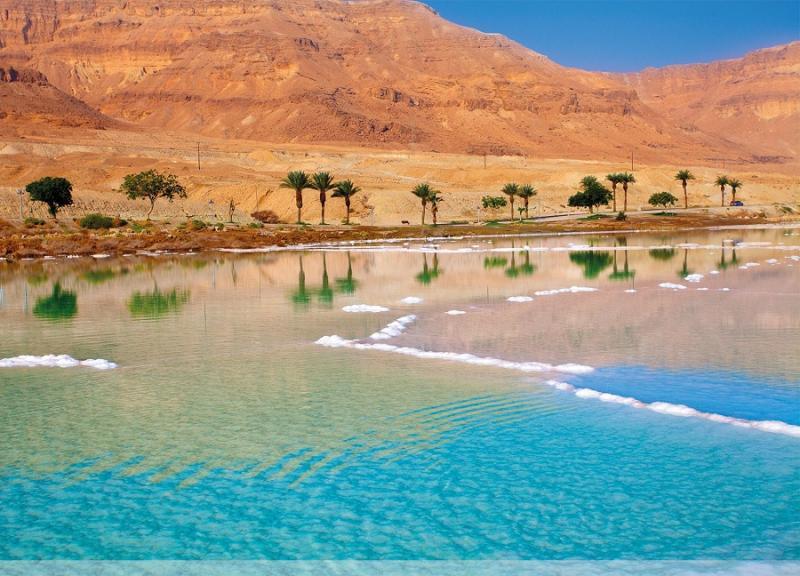 Izraeli körutazás pihenéssel Eilat tengerpartján 2020
