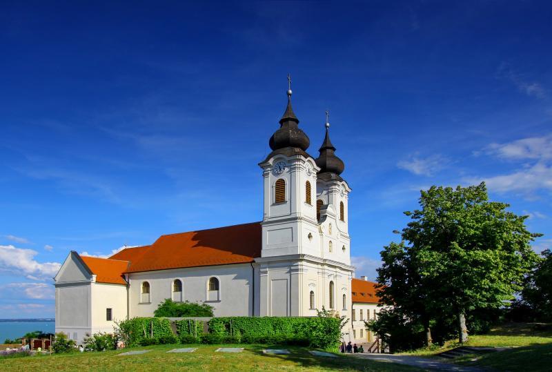 Tihany és Veszprém