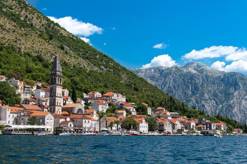 Montenegrói nyaralás I.