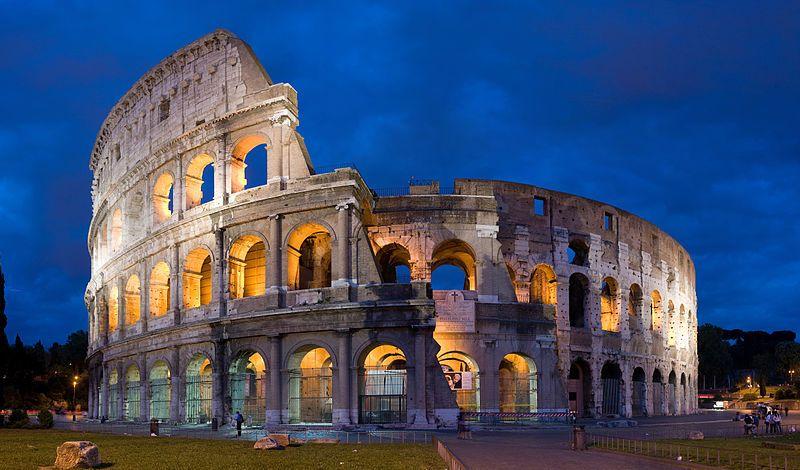Róma városlátogatás