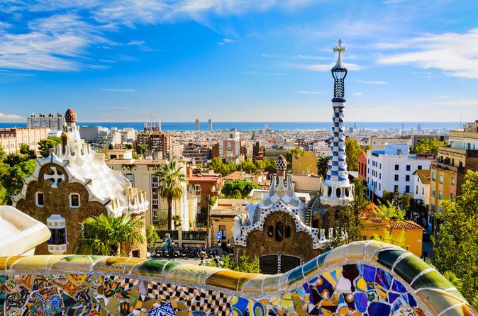 Barcelona városlátogatás