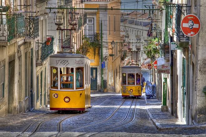Lisszabon városlátogatás