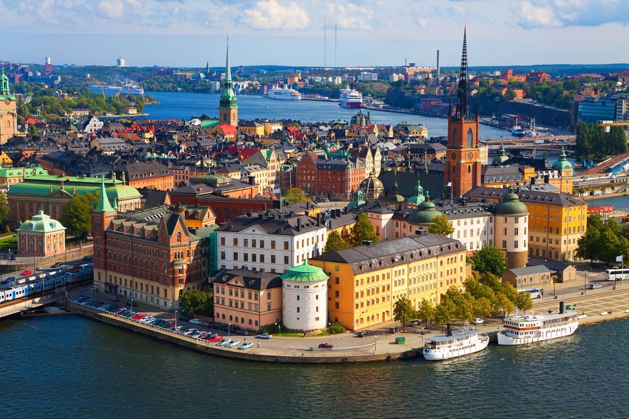 Stockholm városlátogatás