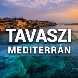 Tavaszi Mediterrán programok